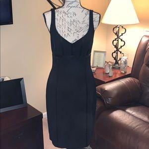 David Meister Little Black Dress